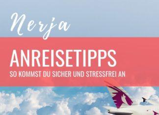 Anreisetipps für Nerja