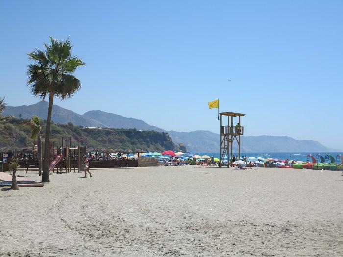 Strand Burriana