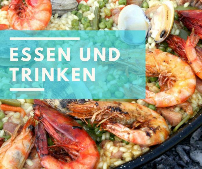 Essen und Trinken in Nerja: Restaurants, Bars und Cafes