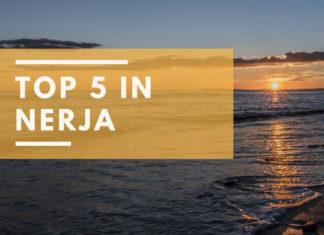 Top 5 in Nerja