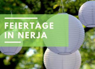 Feiertage in Nerja