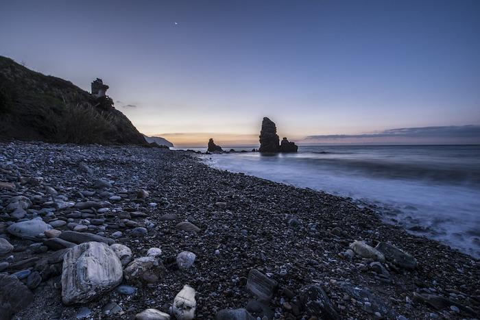 Playa de Molino de Papel