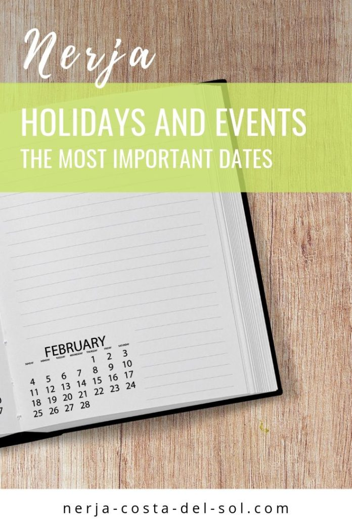 February Events 2020.Public Holidays And Events In Nerja 2019 2020 Nerja Blog